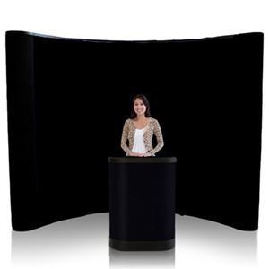 Picture of Big Wave 10ft Pop Up Display Fabric Package