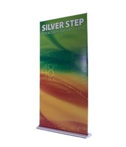 Picture of Deluxe Banner Stand 48 inches