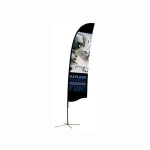 Picture of Feather Banner Stand Large Double Sided
