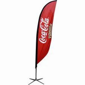 Picture of Feather Banner Stand Small Double Sided